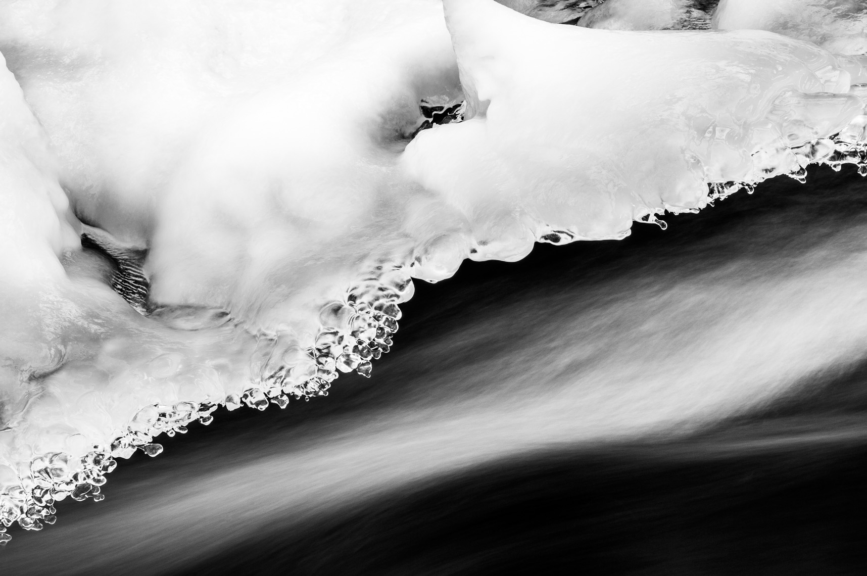 Montana Fine Art Photographer Thomas Lee -Black and White Landscape 08