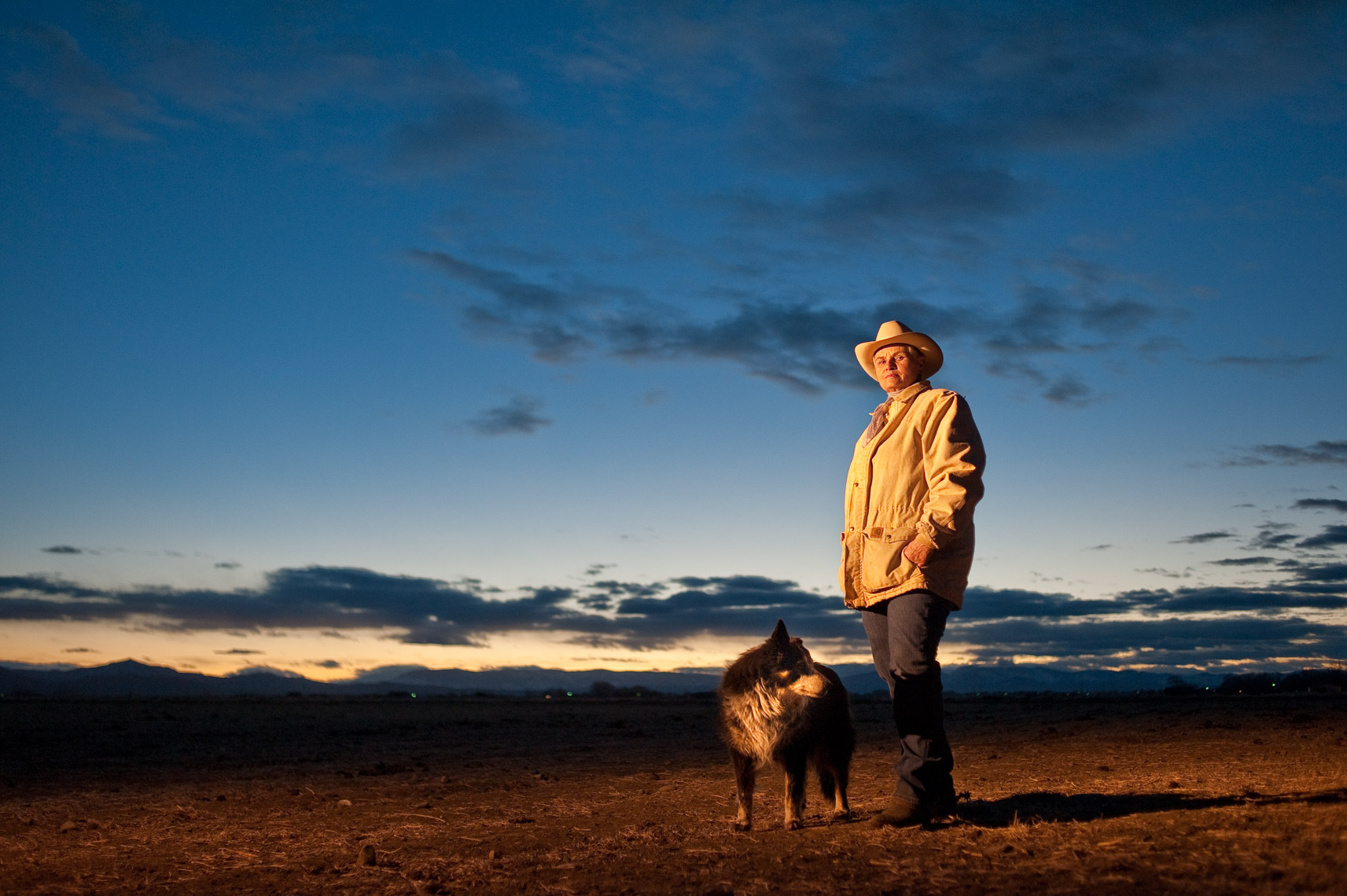 Montana Photographer Photojournalism Dog Saves34